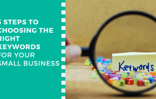 5 steps to choosing the right keywords
